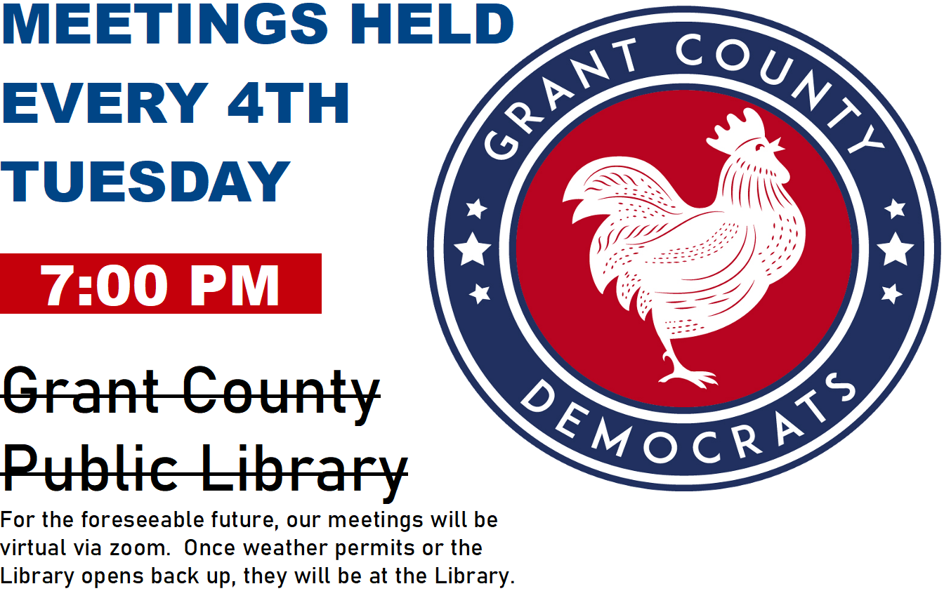 meetings held every 4th tuesday at 7:00pm virtually via zoom